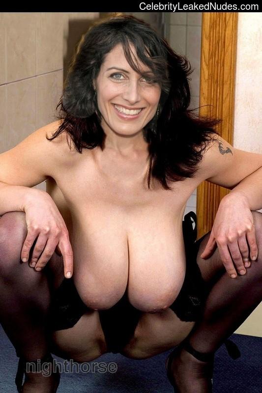 Naked Celebrity Lisa Edelstein 26 pic