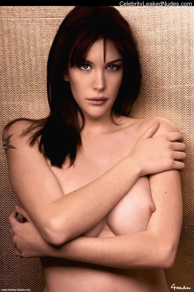 Liv Tyler celeb nude