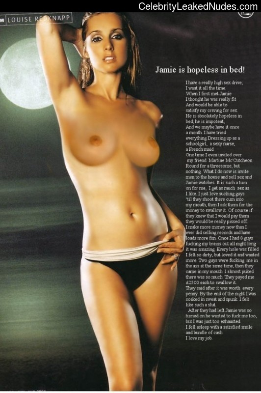 Nude louise redknapp