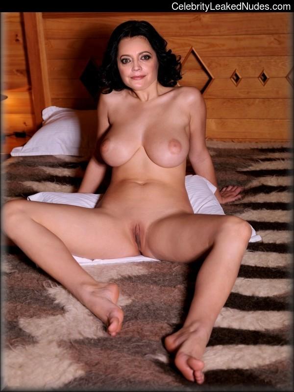 Lucie Bila celebrity nudes