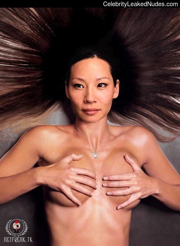 Lucy Liu celebrity nude