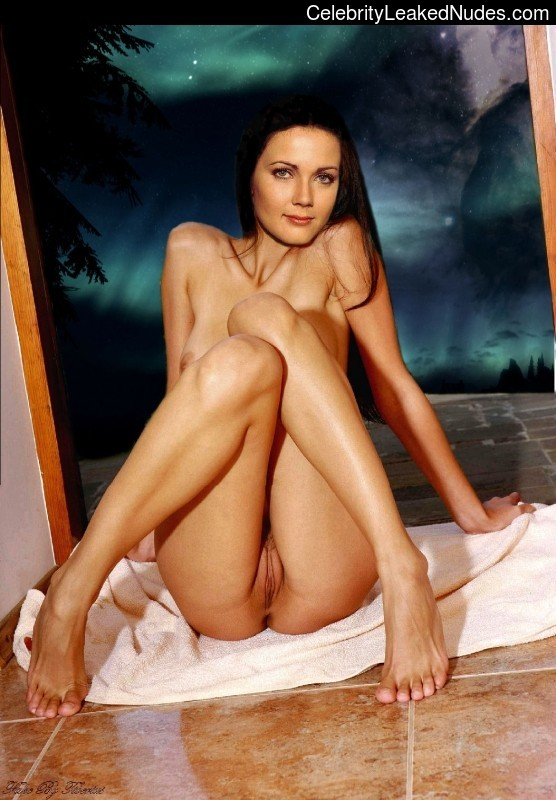 Lynda carter at a nude beach agree with