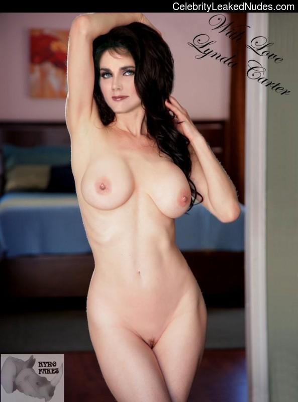 naked Lynda Carter 3 pic