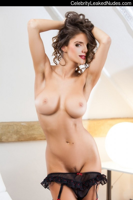 Macarena Gomez nude