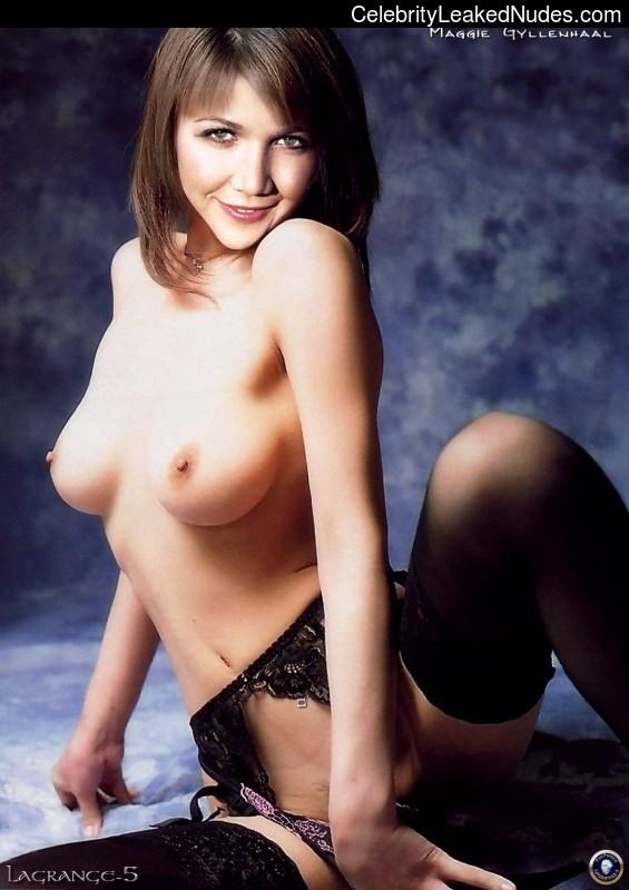 Nude Celeb Maggie Gyllenhaal 4 pic