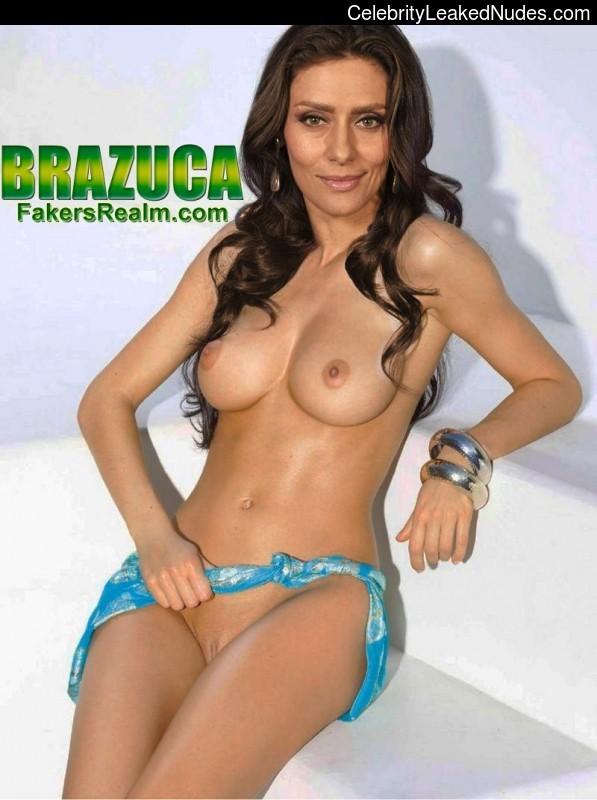 Celebrity Nude Pic Maria Fernanda Candido 1 pic