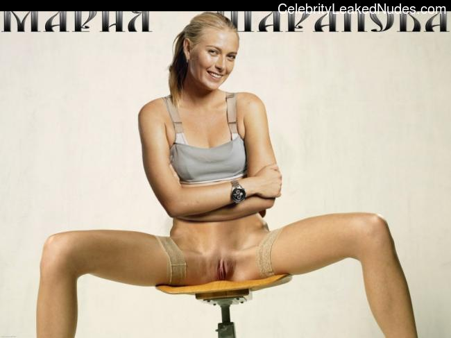 Maria Sharapova naked