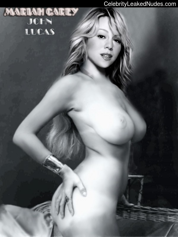 mariah carey s nude pictures leaked