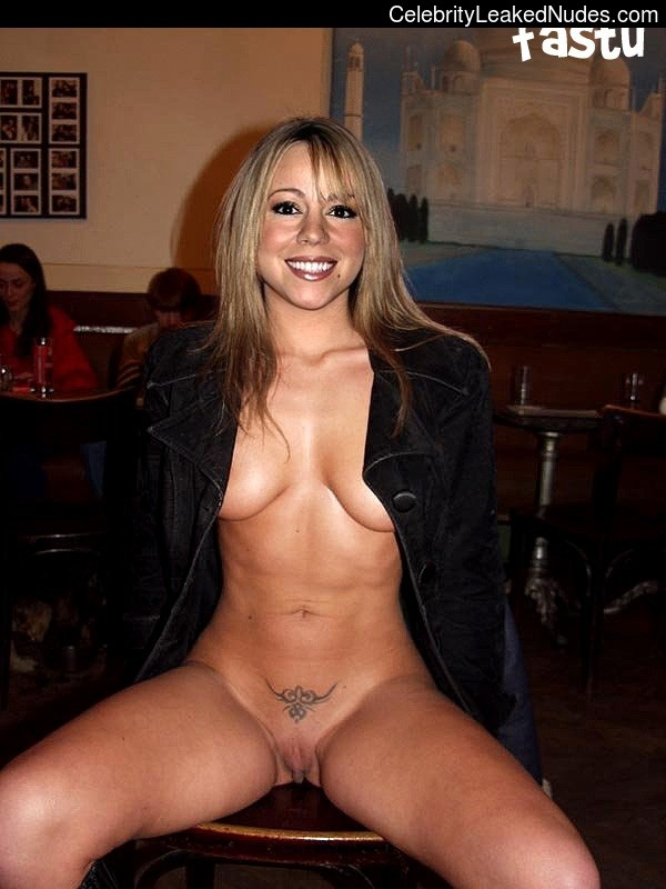 Carey naked fakes mariah