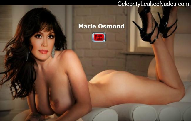 nude pics marie osmond