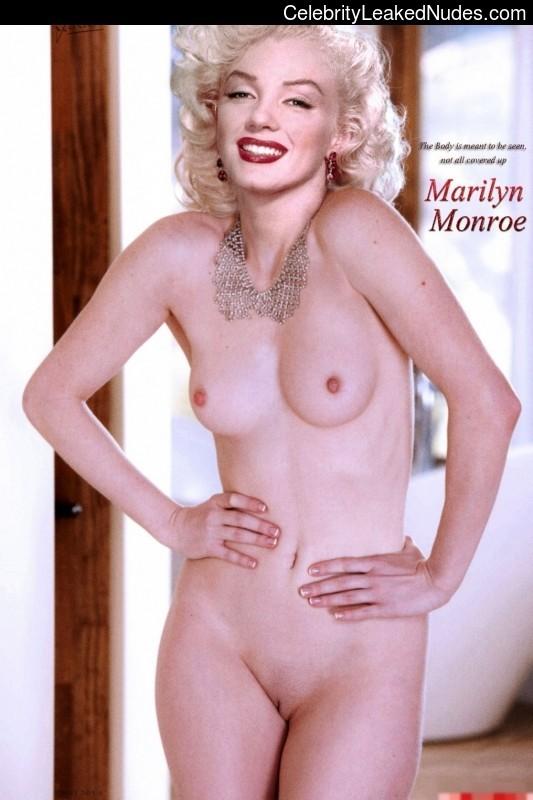 marilyn monroe naked porn comics