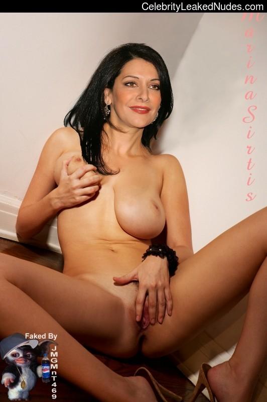 Best Celebrity Nude Marina Sirtis 1 pic