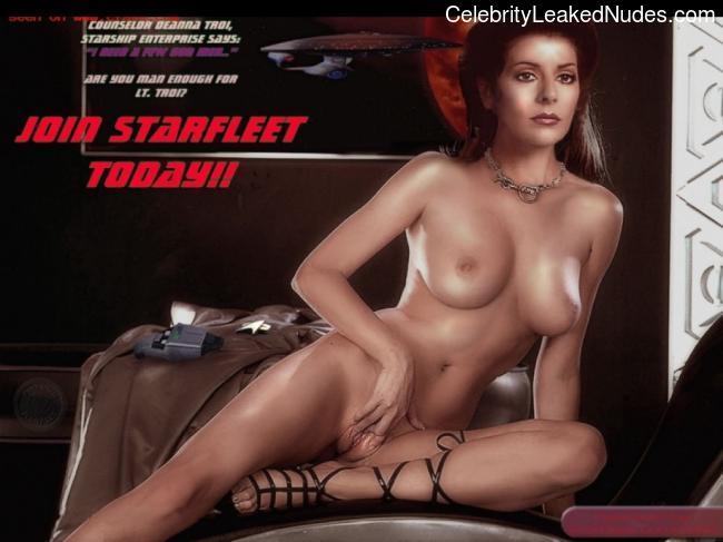 Best Celebrity Nude Marina Sirtis 16 pic
