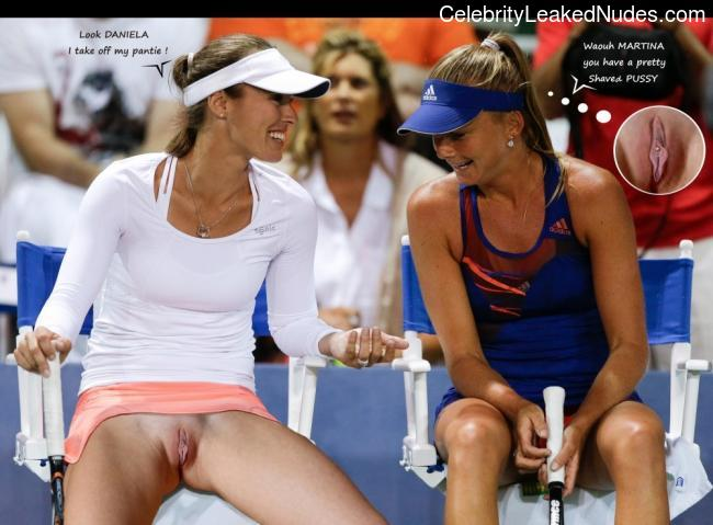 Definitely the martina hingis upskirt free notty