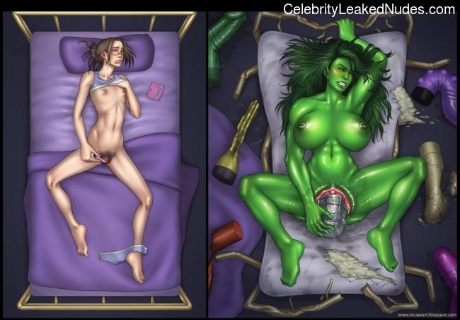 celeb nude Marvel Comics 16 pic