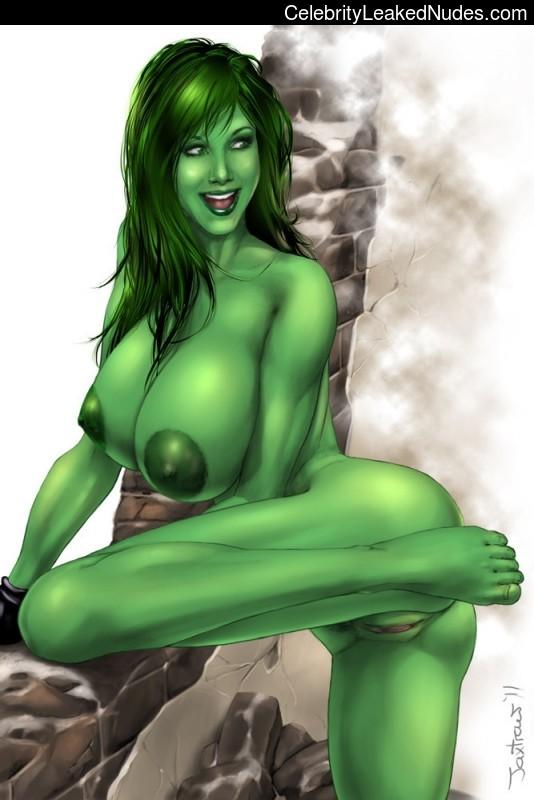 Celeb Nude Marvel Comics 5 pic