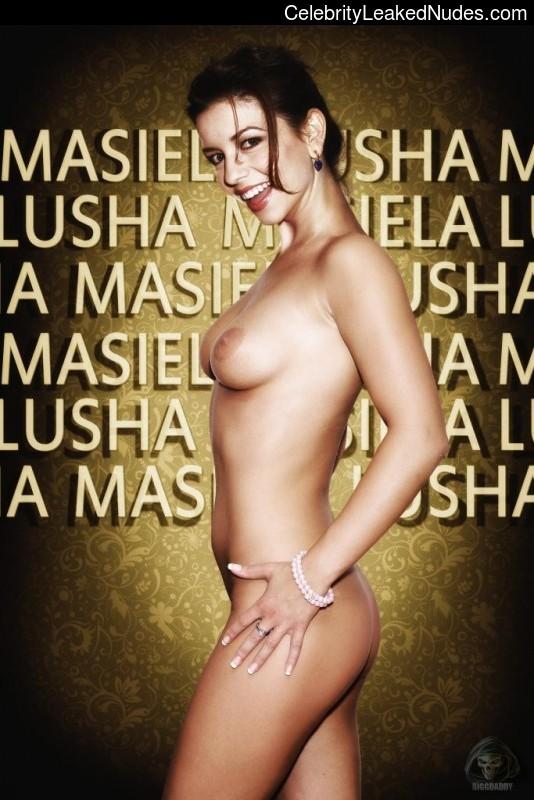 masiela lusha fake naked