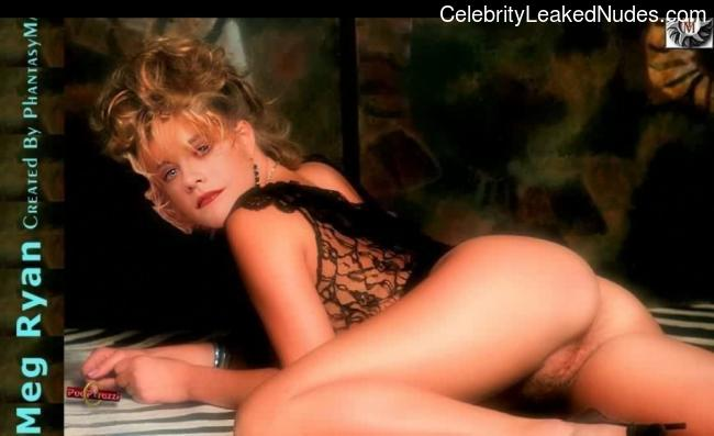 Nude pictures of meg ryan