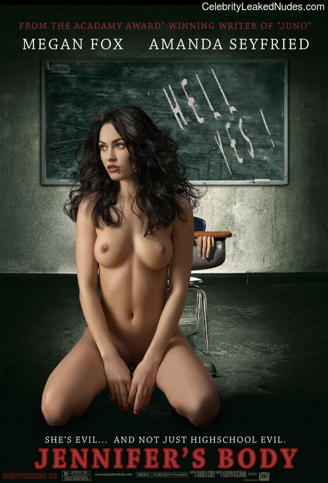 Nude Celebrity Picture Megan Fox 11 pic