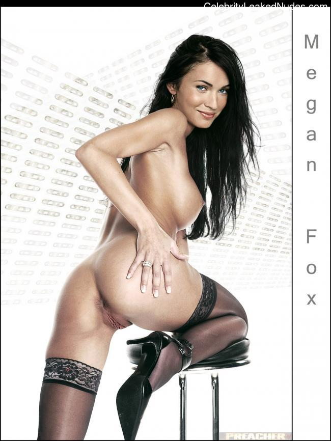 Real Celebrity Nude Megan Fox 13 pic