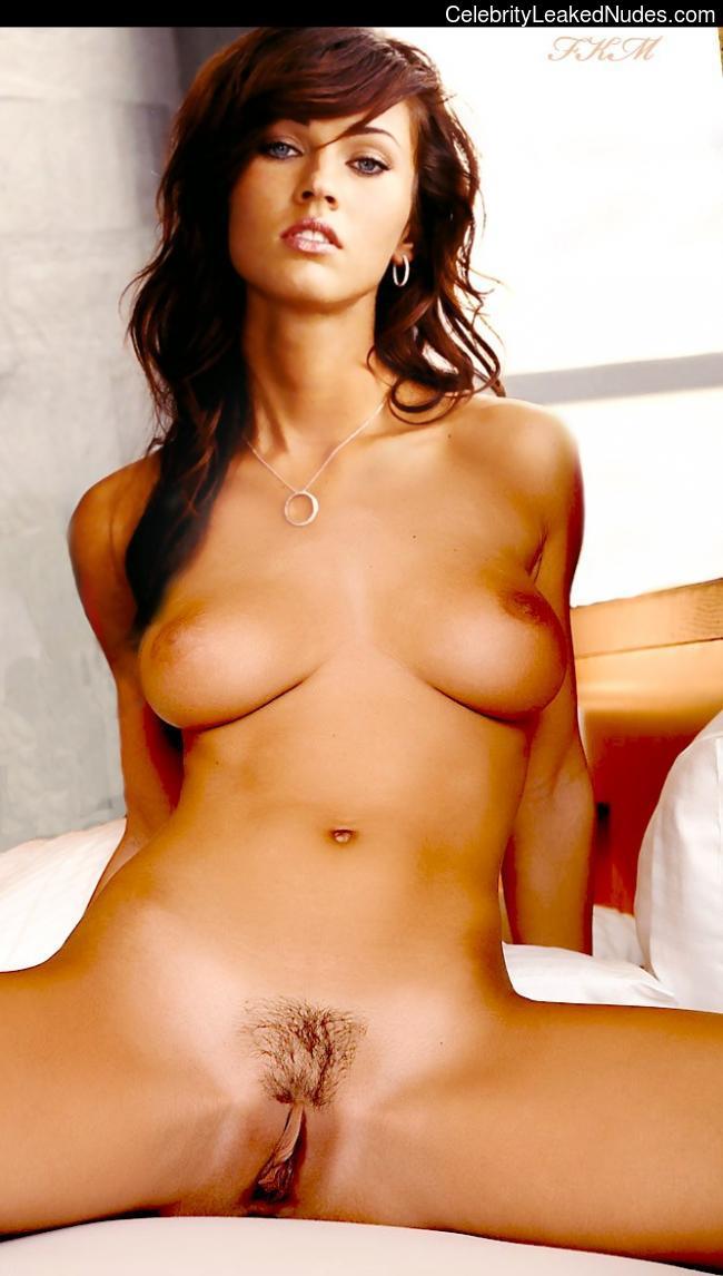 Naked Celebrity Megan Fox 14 pic