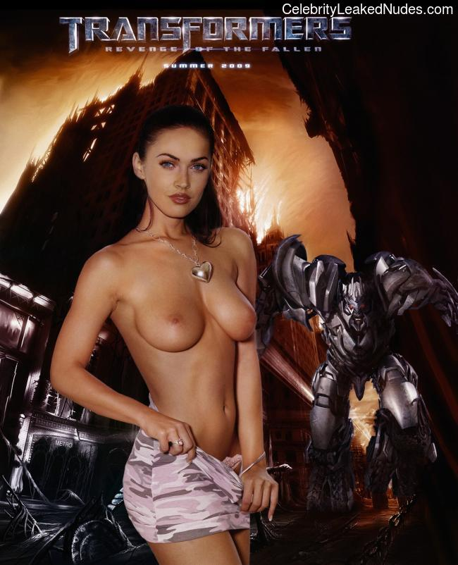 Newest Celebrity Nude Megan Fox 18 pic