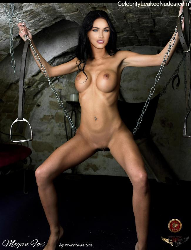 Naked Celebrity Megan Fox 29 pic