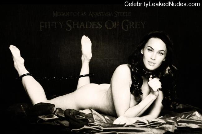 Naked Celebrity Pic Megan Fox 3 pic