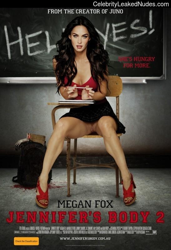 naked Megan Fox 13 pic