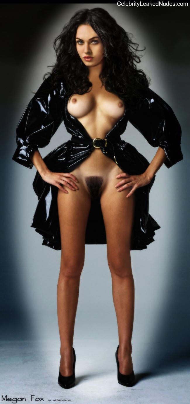 Celebrity Naked Megan Fox 2 pic
