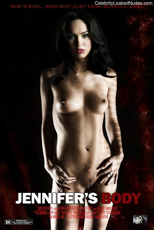 Naked Celebrity Pic Megan Fox 8 pic