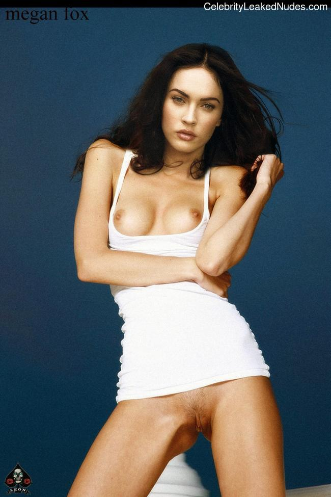 Nude Celebrity Picture Megan Fox 10 pic