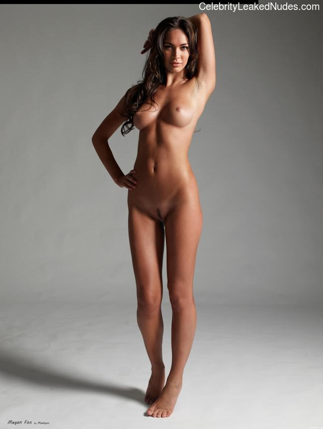 Celebrity Nude Pic Megan Fox 4 pic
