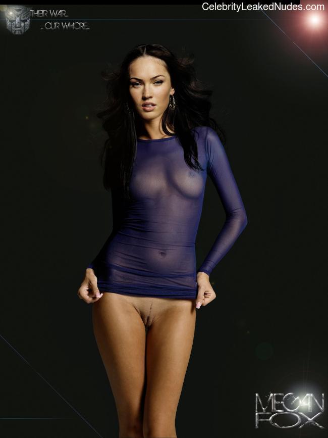 fake nude celebs Megan Fox 11 pic
