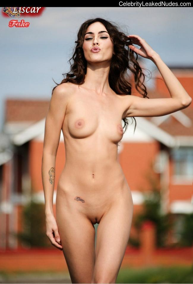Celeb Naked Megan Fox 5 pic