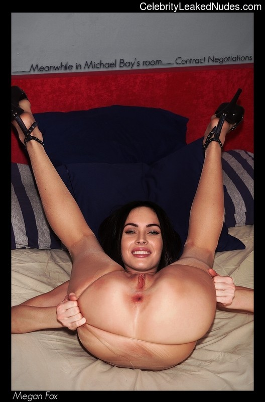 Celebrity Nude Pic Megan Fox 10 pic
