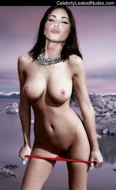 celeb nude Megan Fox 18 pic