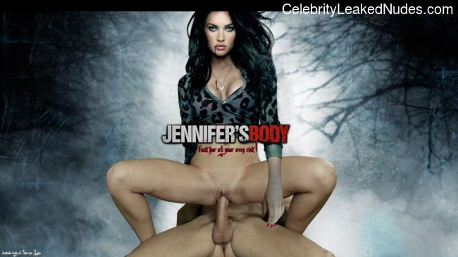 Naked celebrity picture Megan Fox 9 pic