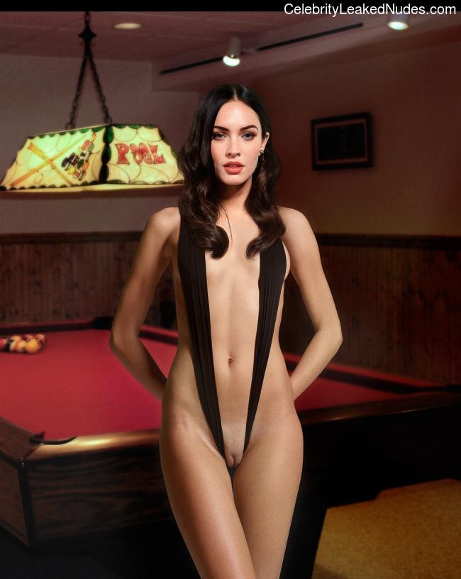 naked Megan Fox 4 pic