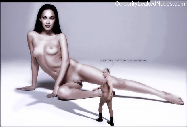 Celebrity Nude Pic Megan Fox 2 pic