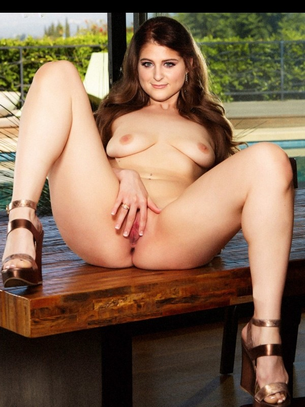 Consider, nude meghan trainor naked can not