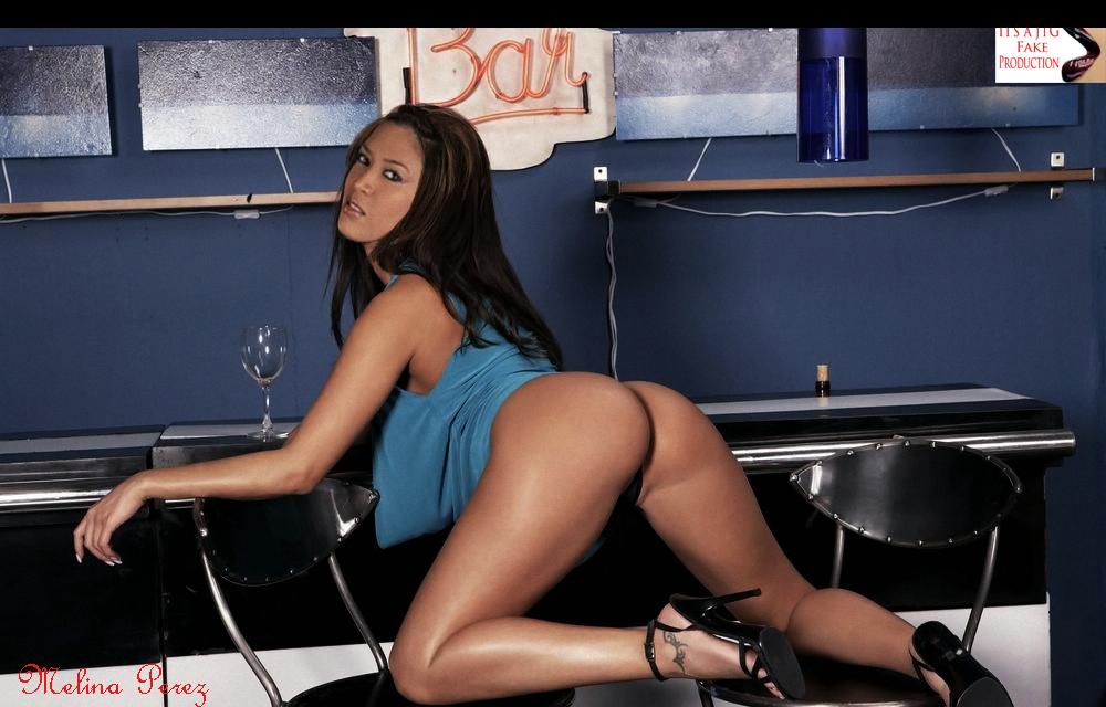 naked Melina Perez 4 pic