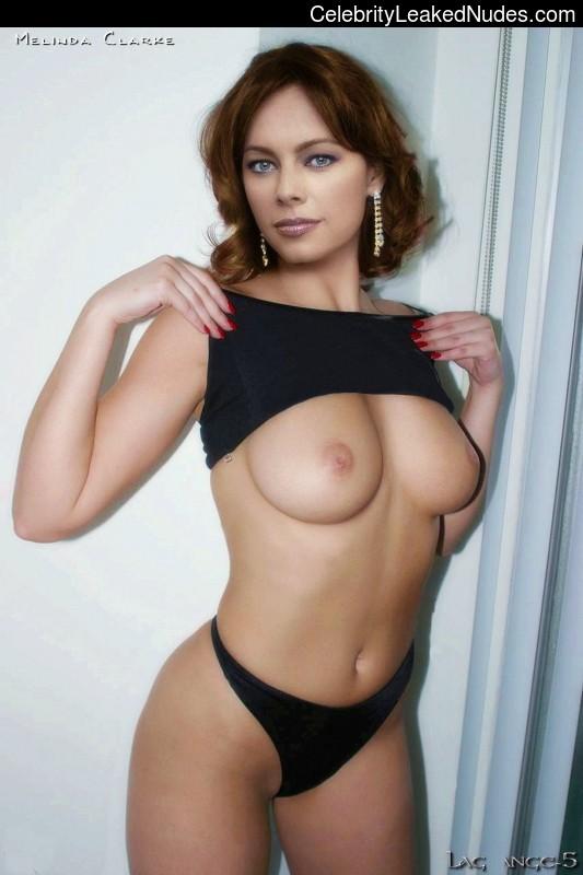 мелинда кларк голая фото
