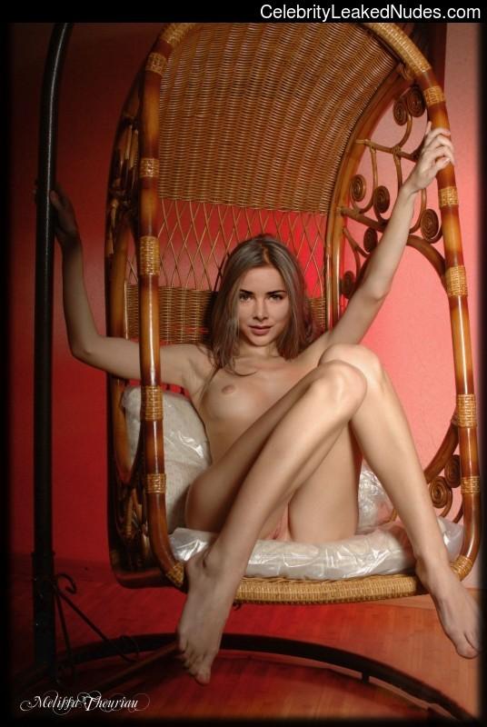Celeb Nude Mélissa Theuriau 12 pic