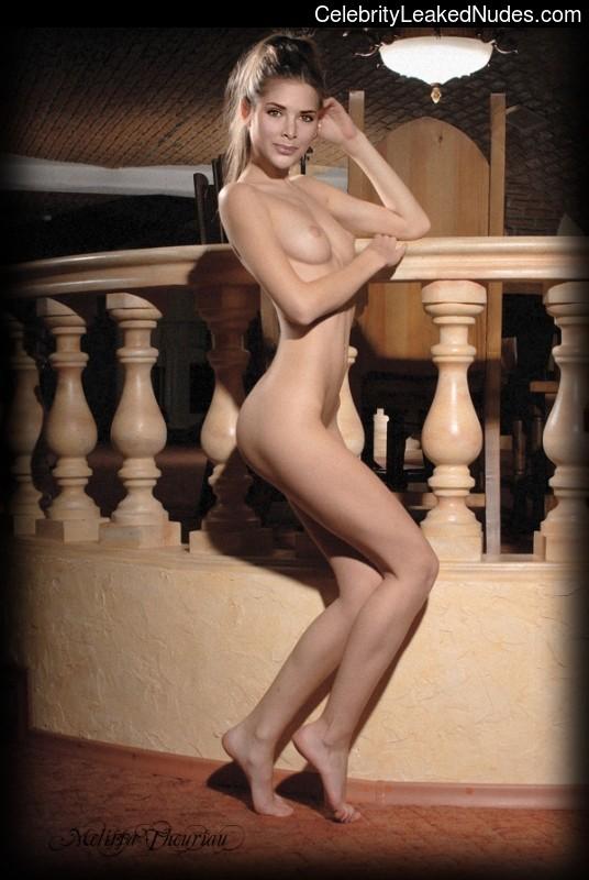 Naked Celebrity Mélissa Theuriau 4 pic