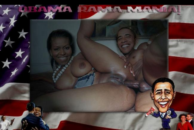 Michelle Obama naked celebritys