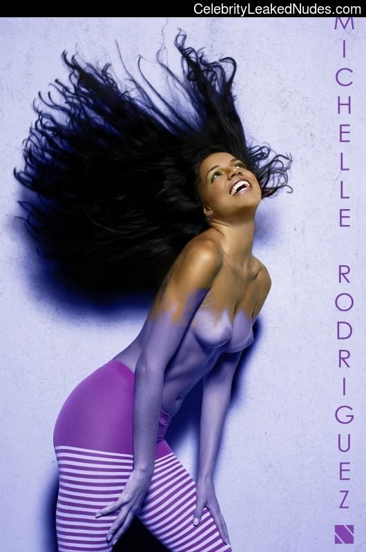 Free Nude Celeb Michelle Rodriguez 12 pic