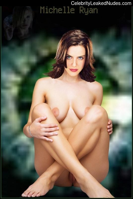 fake nude celebs Michelle Ryan 7 pic