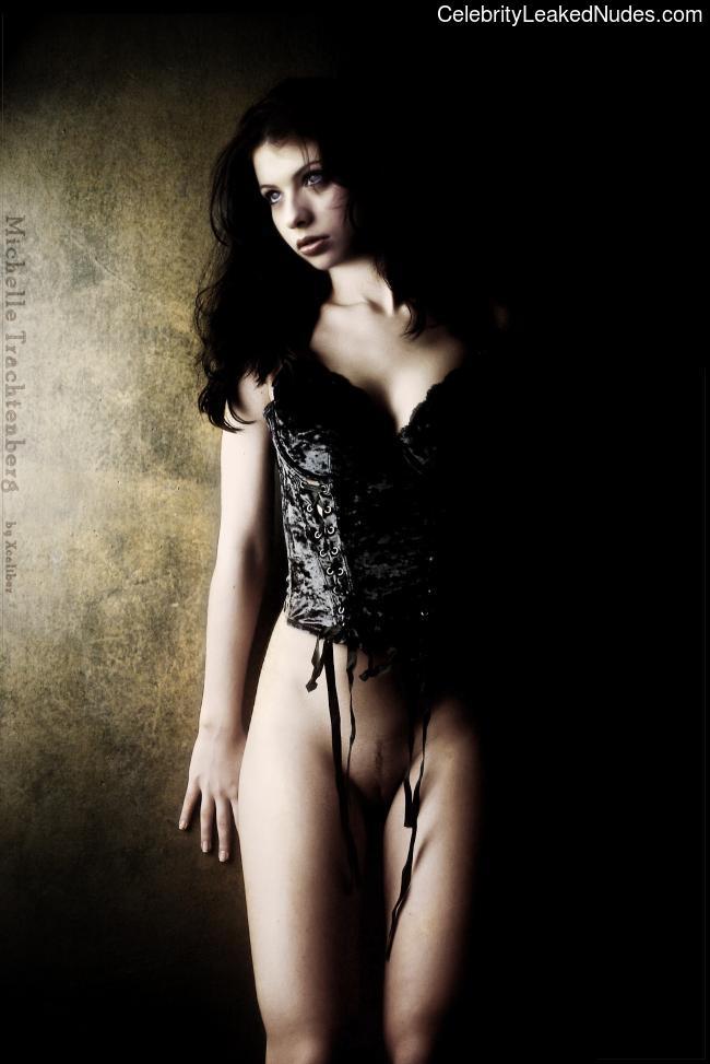 celeb nude Michelle Trachtenberg 29 pic