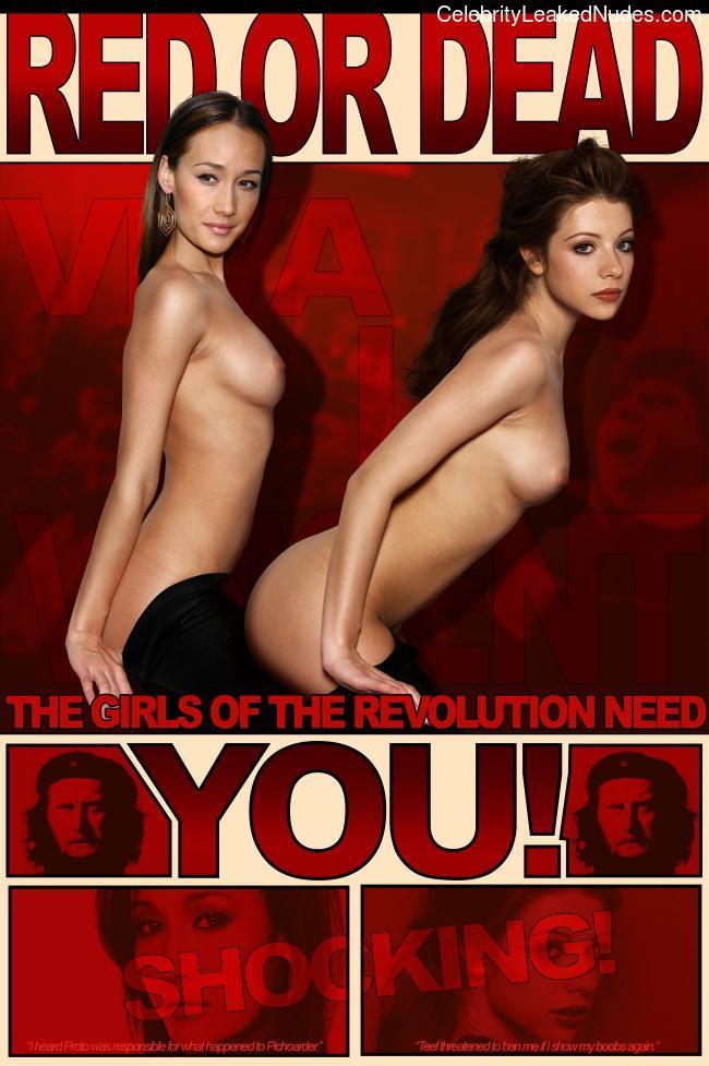 Nude Celeb Pic Michelle Trachtenberg 6 pic
